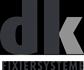 dk Fixiersysteme Logo  - ein Kunde von Photo Design Björn Oldsen 3d rendering.